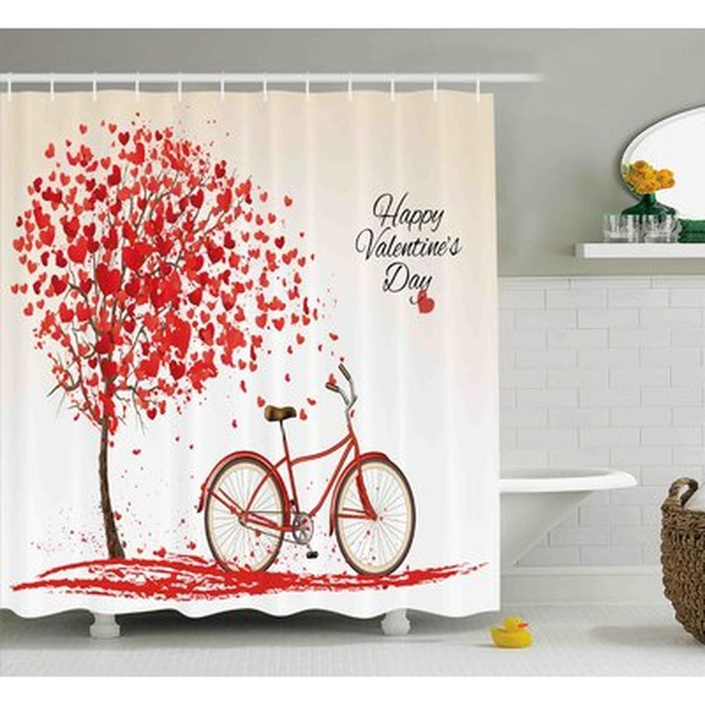 10 Sweet Valentines Day Bathroom Decor, Forget The Old One