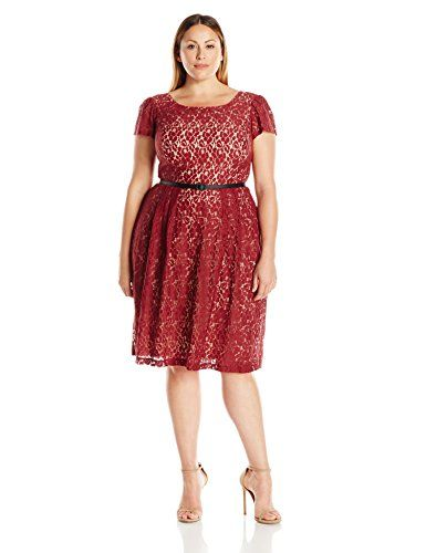 Plus Size Single Dresses