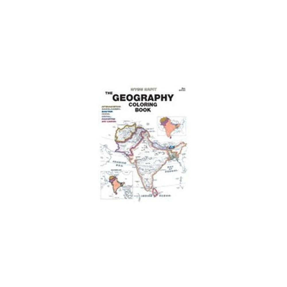 Geography : Coloring Book (Paperback) (Wynn Kapit) | Products ...