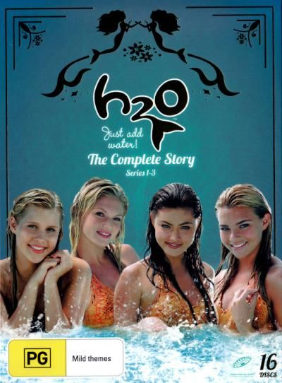 h20 just add water behind the scenes h2o just add water