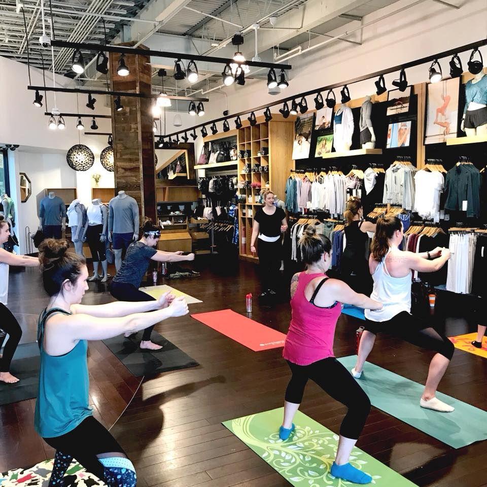 Lululemon Sweaty Sundays Earth Yoga Manhattan Yoga Nyc Nyc Yoga