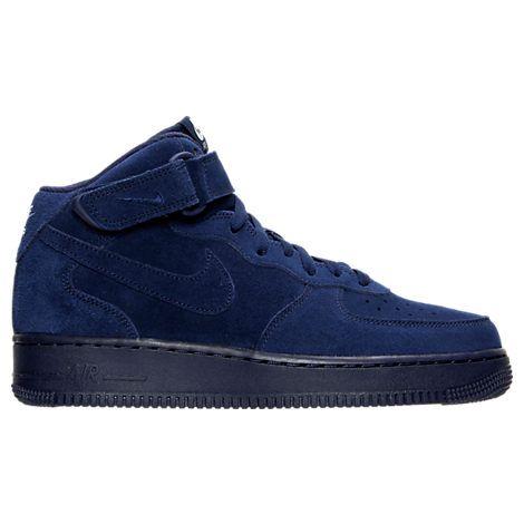 gli uomini sono nike air force 1 metà casual scarpe 315123 315123 410 finire