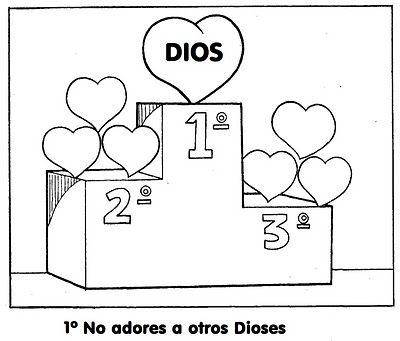 BUENAS NOTICIAS PARA LOS NIÑOS: Los 10 Mandamientos | En Español ...