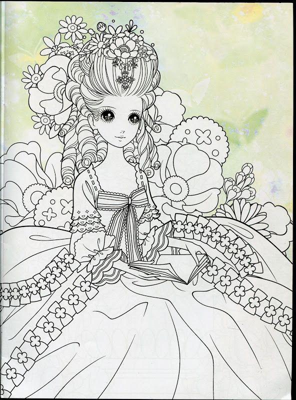 Princess Coloring Book 1 - Mama Mia - Álbuns da web do Picasa ...