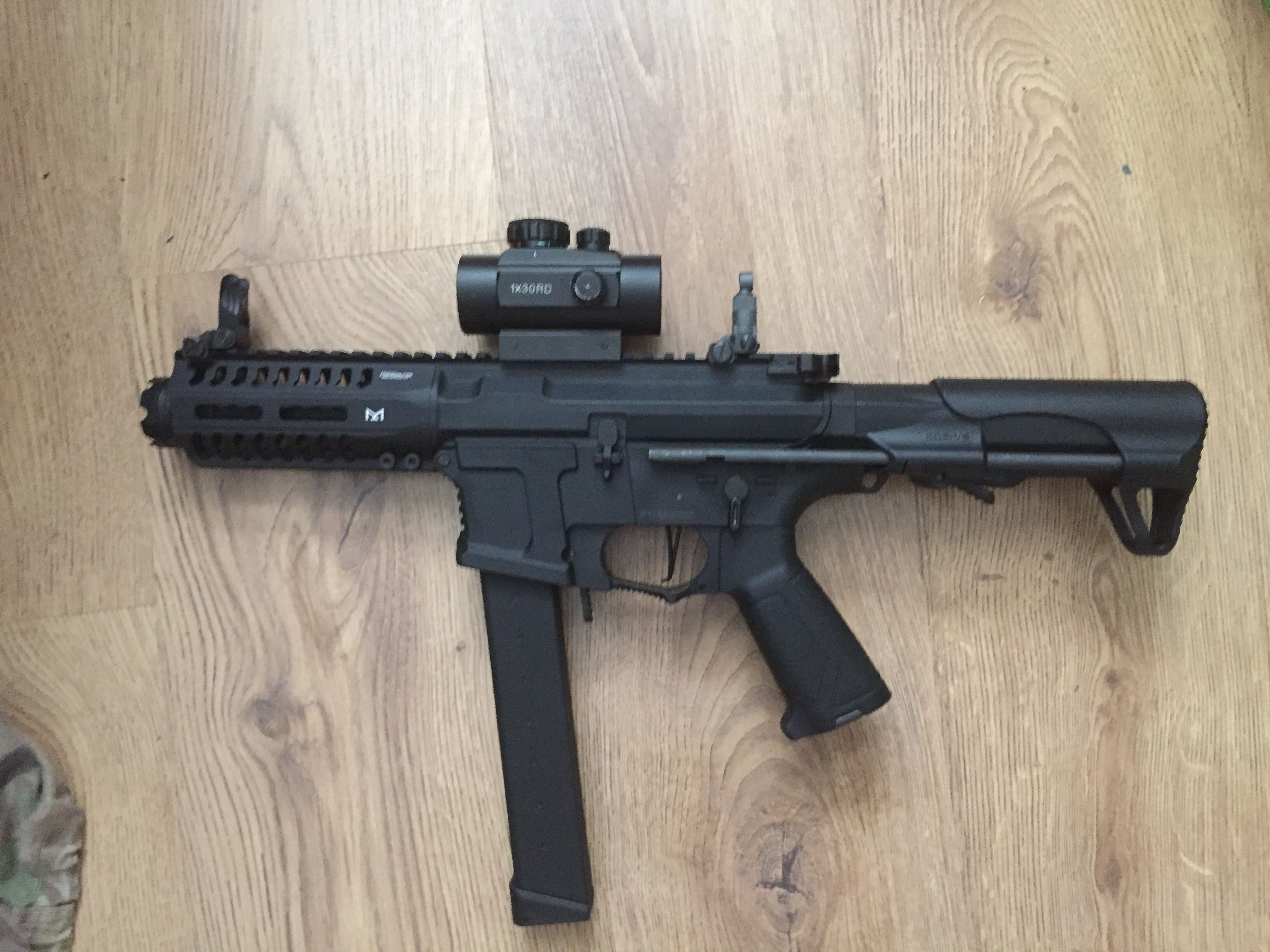 G&G arp9 New for the skirmish zone Upgrades to come. | Weaponry ...