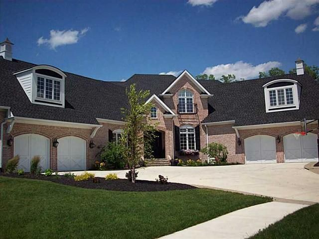 Carmel Homes With 4 Car Garages Indy Homes Real Estate Homes