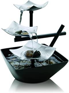 Amazon Com Desk Decor Tabletop Water Fountain Indoor