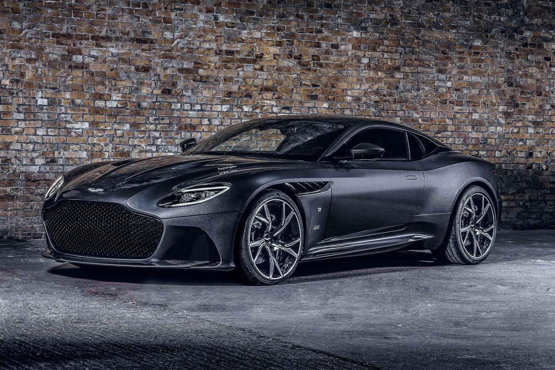 Aston Martin 007 Edition Sports Cars In 2020 Aston Martin Dbs Superleggera Aston Martin