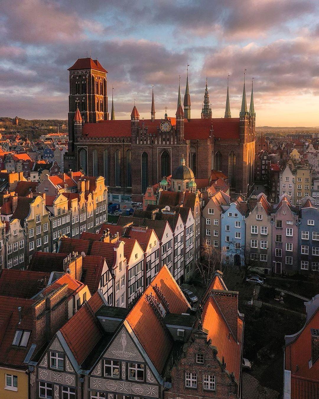 Reise Nach Polen In 2020 Polen Reisen