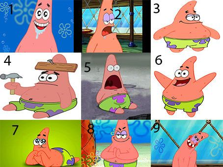 How Are You Feeling Today In Patrick Scale How Are You Feeling Best Funny Pictures Feelings
