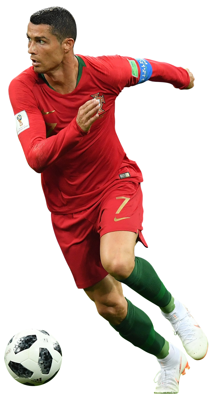 Cristiano Ronaldo render (Portugal). View and download