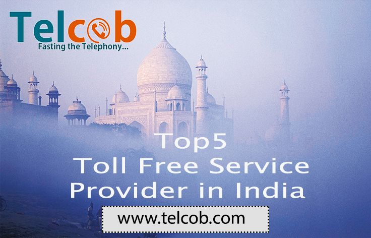 Top 5 Toll Free Service Provider in India | Best Toll Free ...