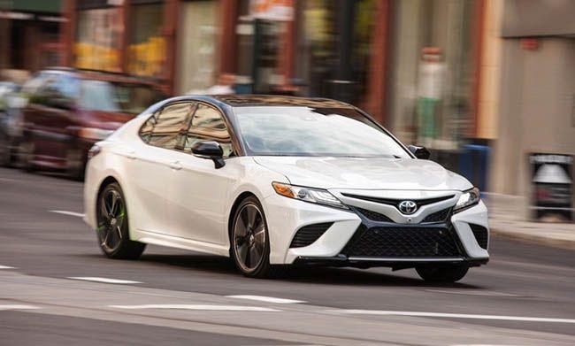 Toyota Camry 2018 Canada Price Http Toyotacamryusa 2017
