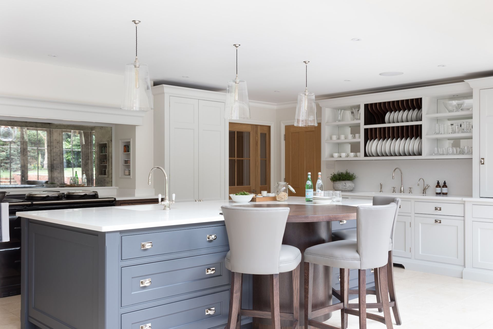 pinewood house tunbridge wells orangery kitchen contemporary rh pinterest com
