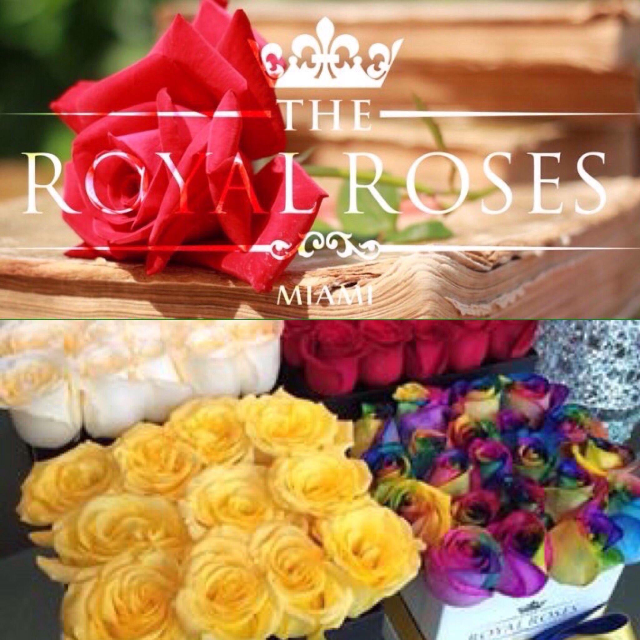 Royal Roses Delivered Miami Florida Floral Arrangements Floral Beautiful