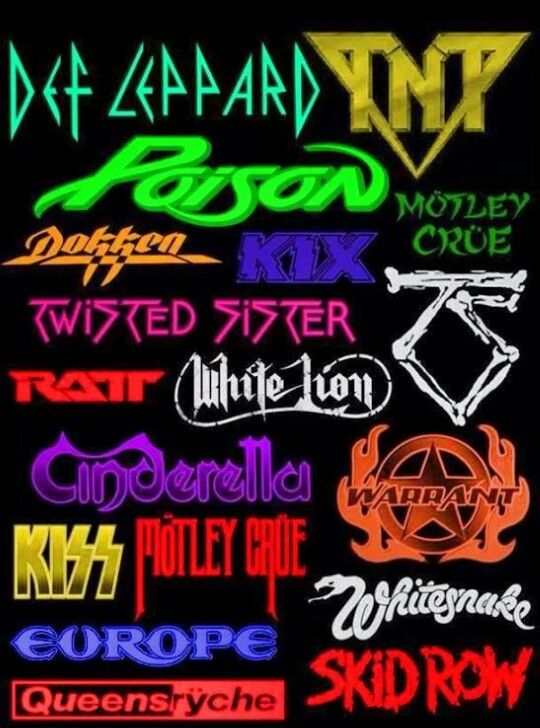 Pin by Amy Slusser on Music \m/ 80s,90s a little bit of now | 80s