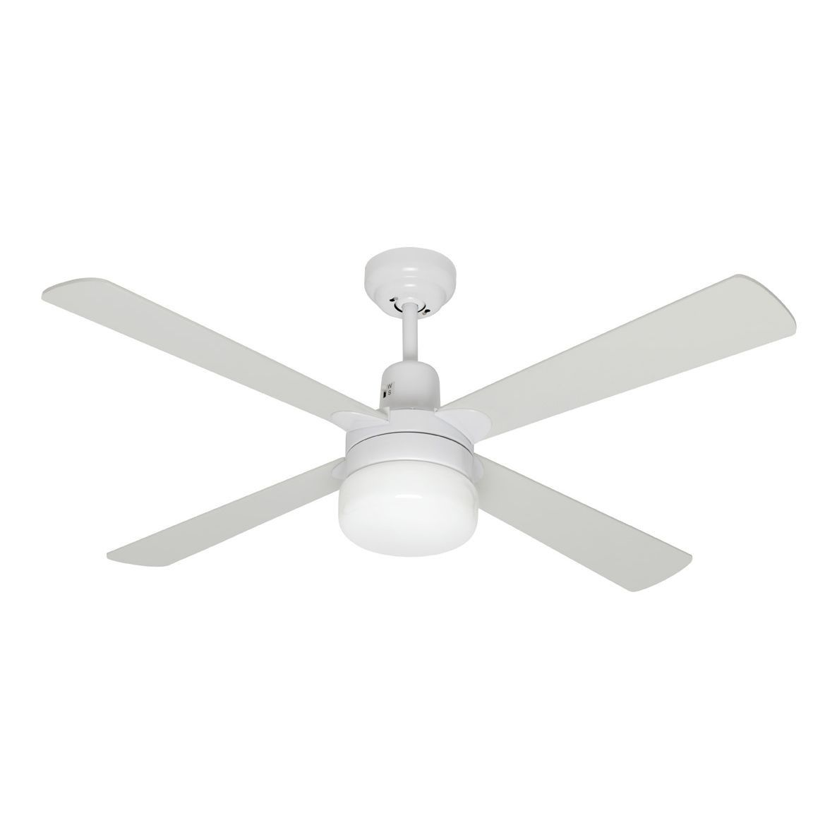 "Mercator - Kimberley 48"" Ceiling Fan With Light"