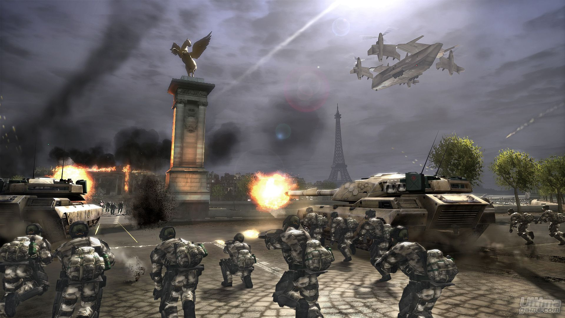 Pin by Rocketpack Man on Futuristic combat troopers Best