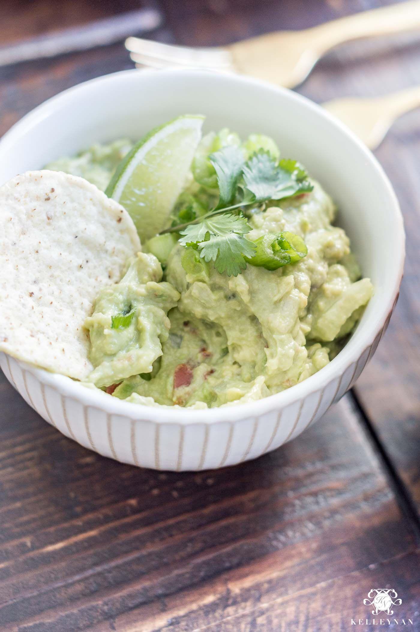 Cinco De Mayo Mexican Fiesta Dinner Party Ideas Plus The Best Authentic Guacamole Rec Guacamole Recipe Guacamole Recipe Easy Guacamole Recipe With Sour Cream