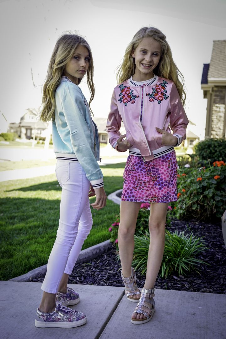 Girl Fashion Magazine: Girls Tween Fashion Inspiration And