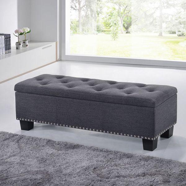 Marvelous Baxton Studio Alekto Modern And Contemporary Dark Grey Dailytribune Chair Design For Home Dailytribuneorg