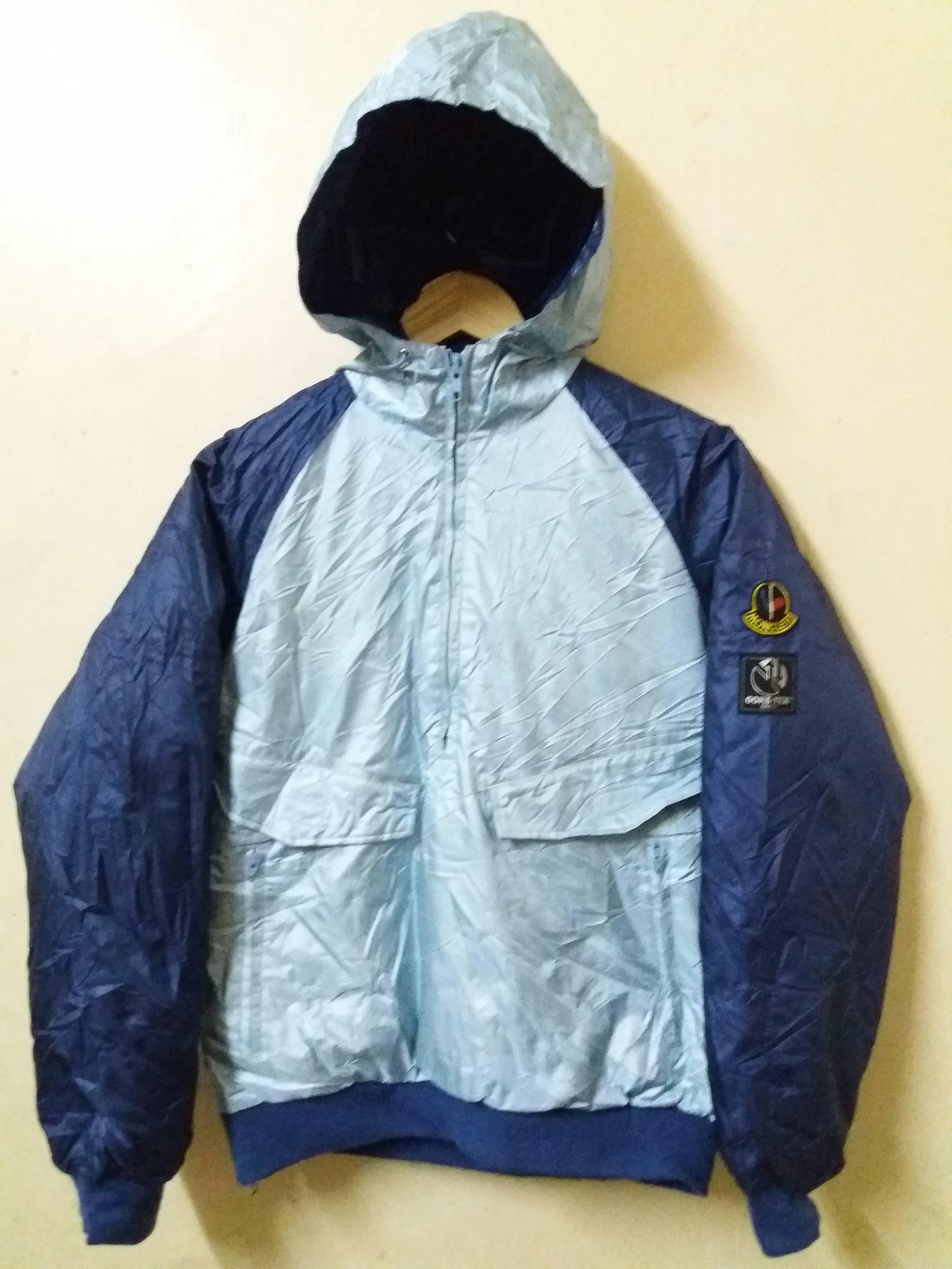 040e6b380b Moncler Vintage Moncler Goretex Puffer Jacket Size US M / EU 48-50 / 2