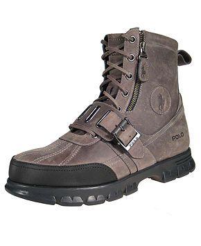 9cc11fc359f Mens Boots by U.S. Polo Assn CRUSADE 2 Hi Redwood Brown New w Box ...