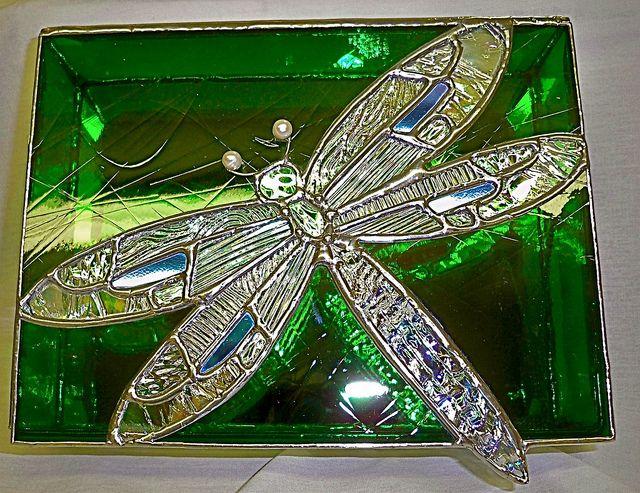 Dragonfly Jewelry Box Dragonfly jewelry Dragonflies and Box