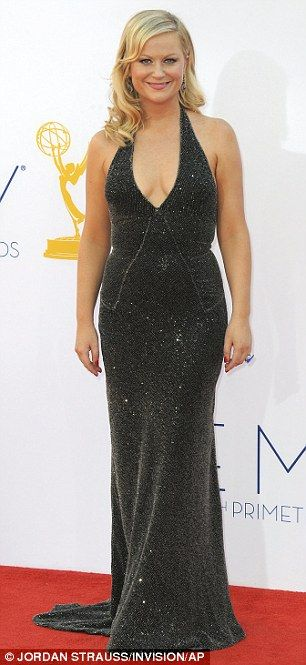 Amy Poehler in Stella McCartney at the 2012 #Emmys
