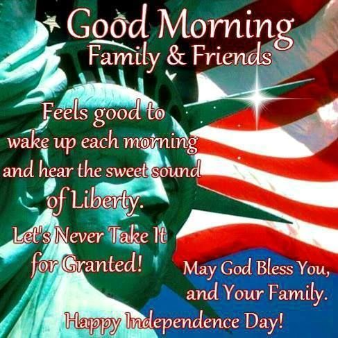 Happy 4th Of July 2014 >> 4th Of July 2014 Days Of The Week Blessings This Is The