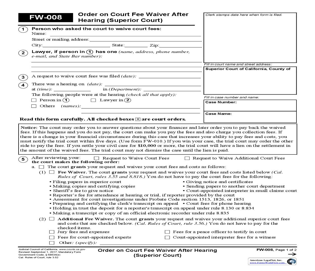 Judicial Council Form Complaint This Is A California Form That Can Be Used For Family Law .