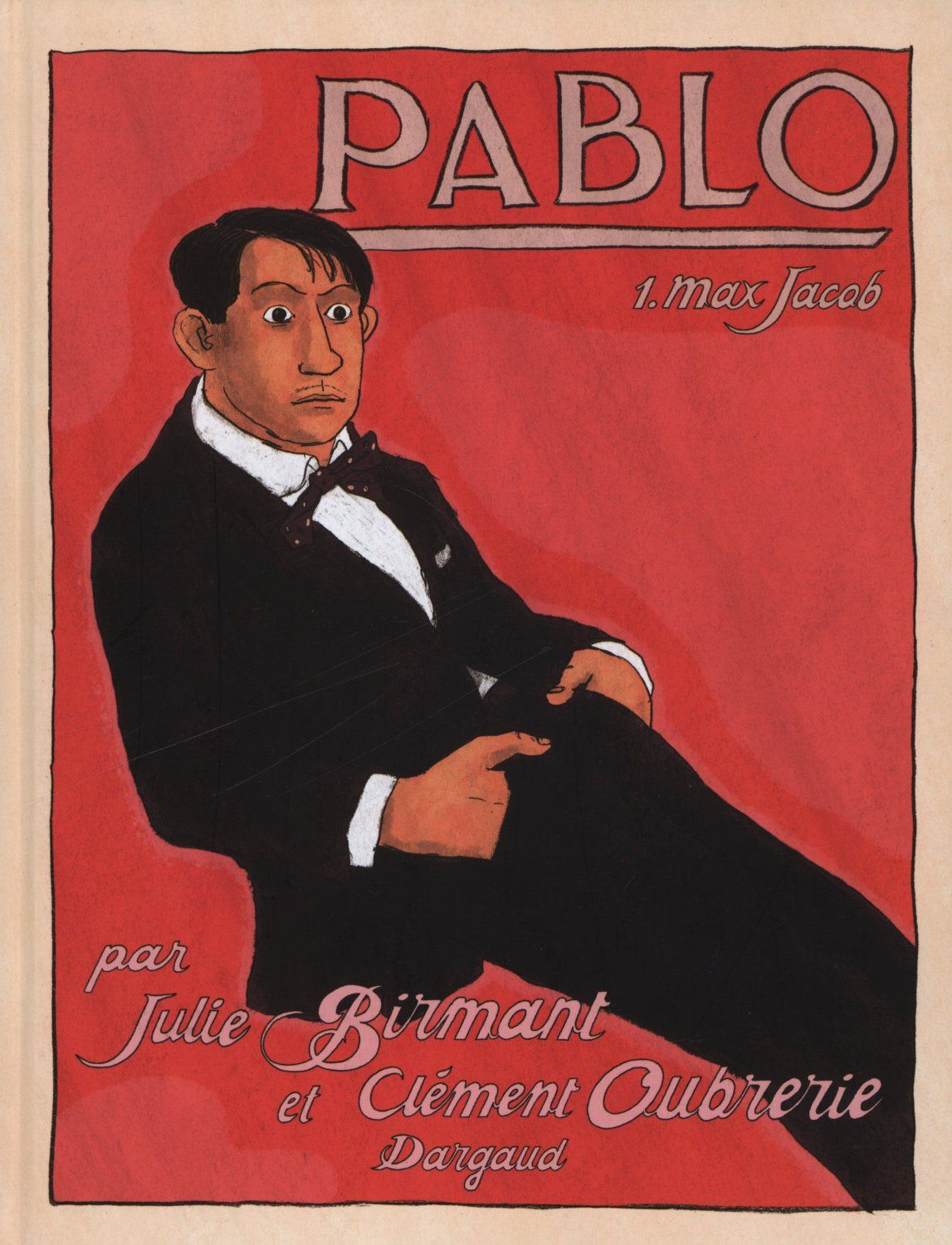 Clement Oubrerie Pablo Picasso