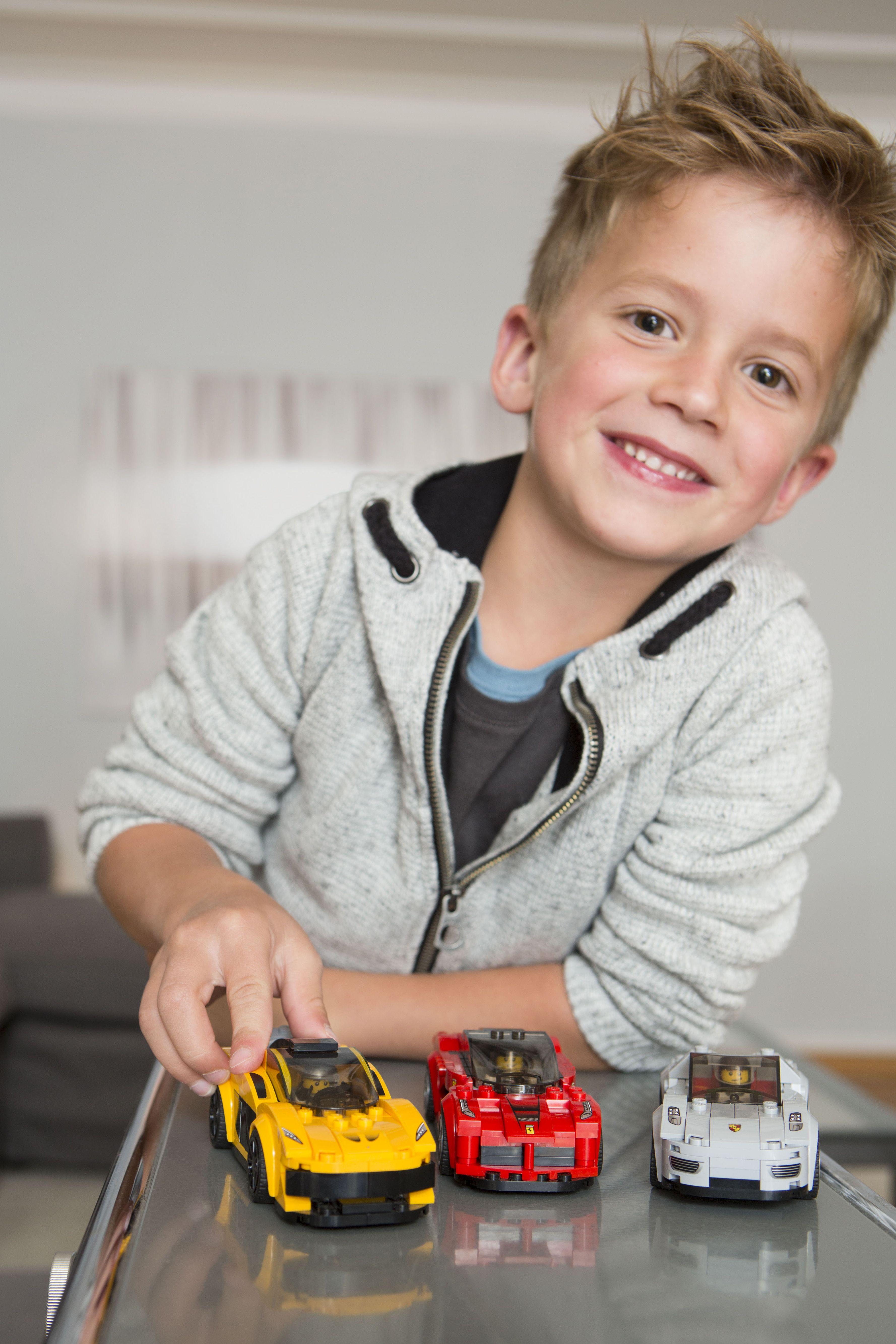 Jungs lieben die schnellen Autos von LEGO Speed Champions   LEGO ...