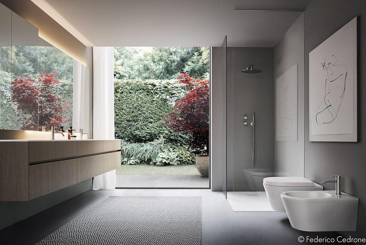 Badezimmer-Ideen | Badezimmer, Blog und Baum