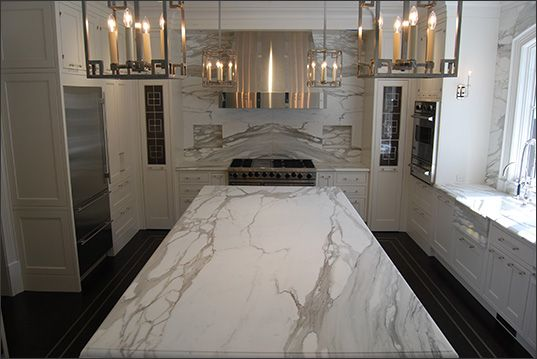 Calcutta Gold Marble Contemporary Kitchen New England Stone Kitchen Marble Replacing Kitchen Countertops Countertops