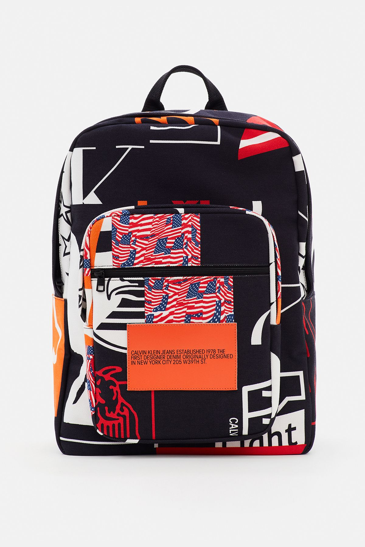 44365e1f5 Get packing: bold backpacks from #CALVINKLEIN JEANS EST. 1978. #CKEST1978