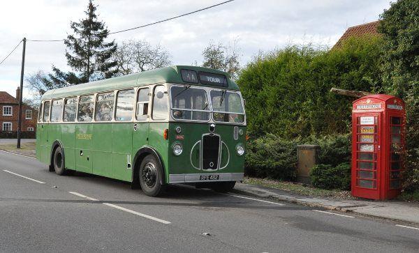 1961 Lincolnshire Bristol SC