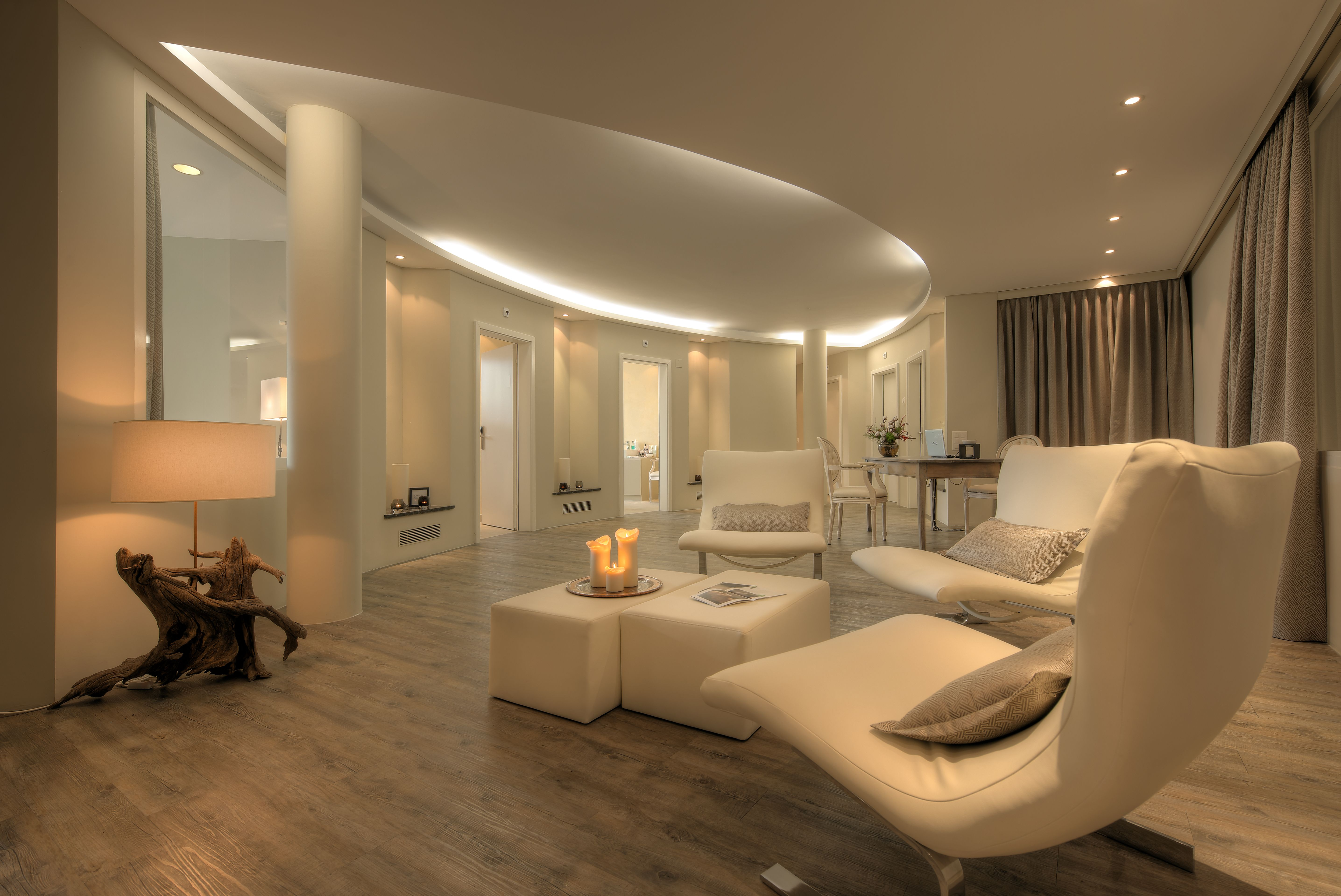 opening spa design interior ay boutique hair young studio annie