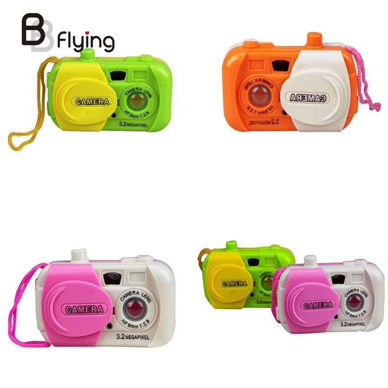 Kids Children Baby Study Take Photo Camera Animal Learning Educational Toys Gift