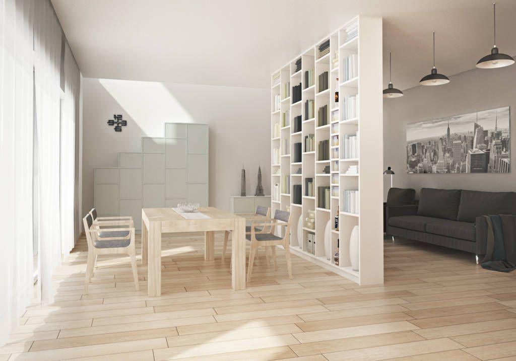 Wohnideen, Interior Design, Einrichtungsideen & Bilder | Raumteiler ...