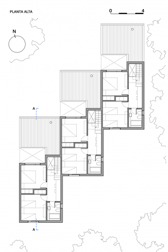 Clf Houses Estudio Babo Architectural Floor Plans House Floor Plans House Plans