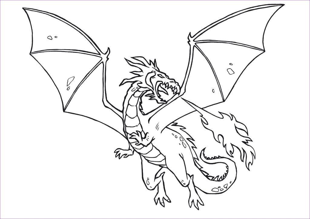 Kostenlose Malvorlagen Drachen Ausmalbilder Ausmalbilder Zum Ausdrucken Drachen Ausmalbilder