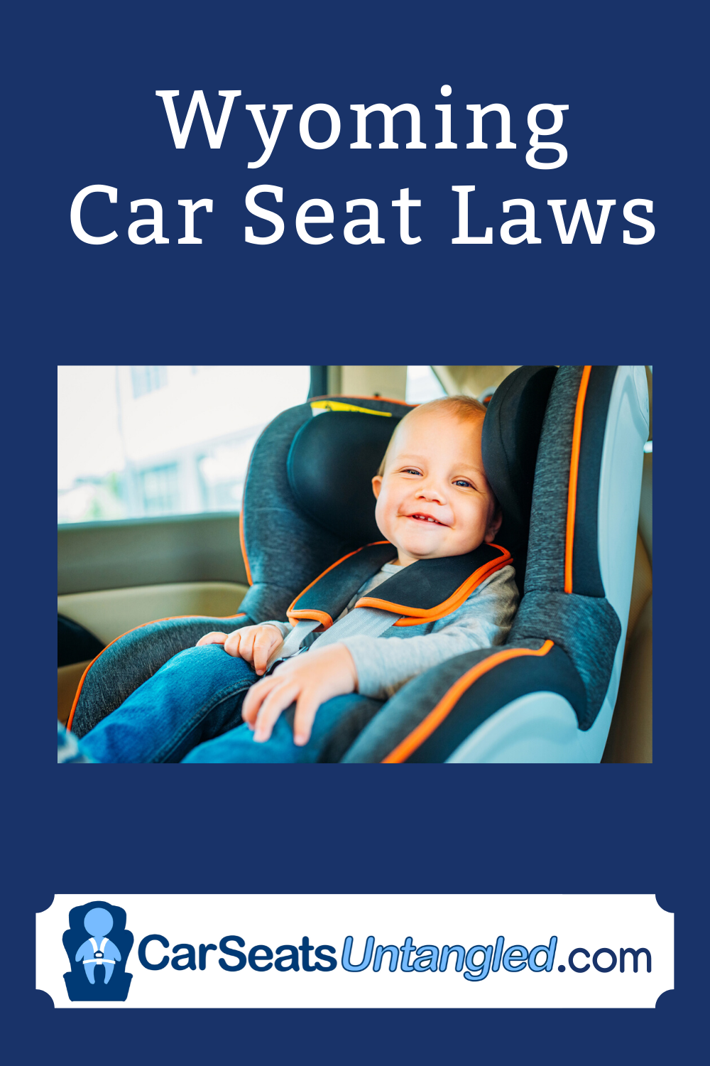 Wyoming Car Seat Law in 2020 Child passenger safety, Car