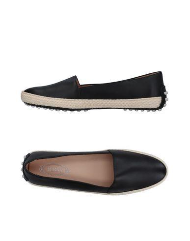 TOD'S Women's Loafer Black 8.5 US