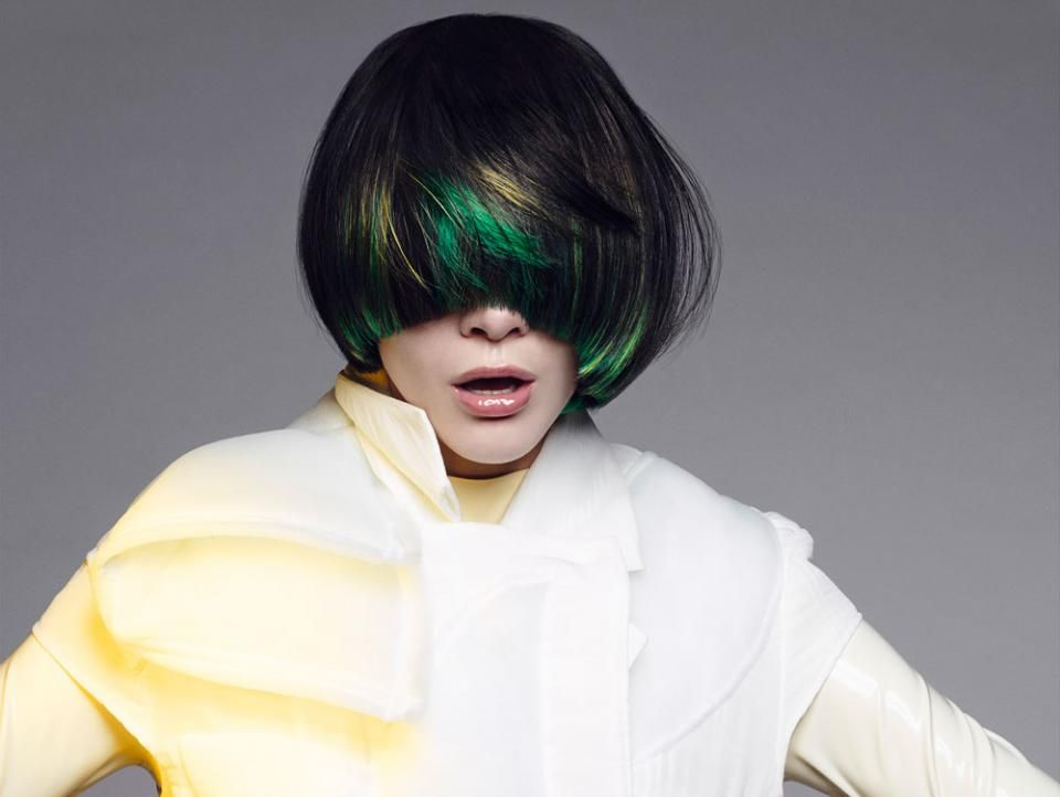 D!srupt: 2016 Goldwell Color Zoom Hair Fashion Collection | Modern Salon