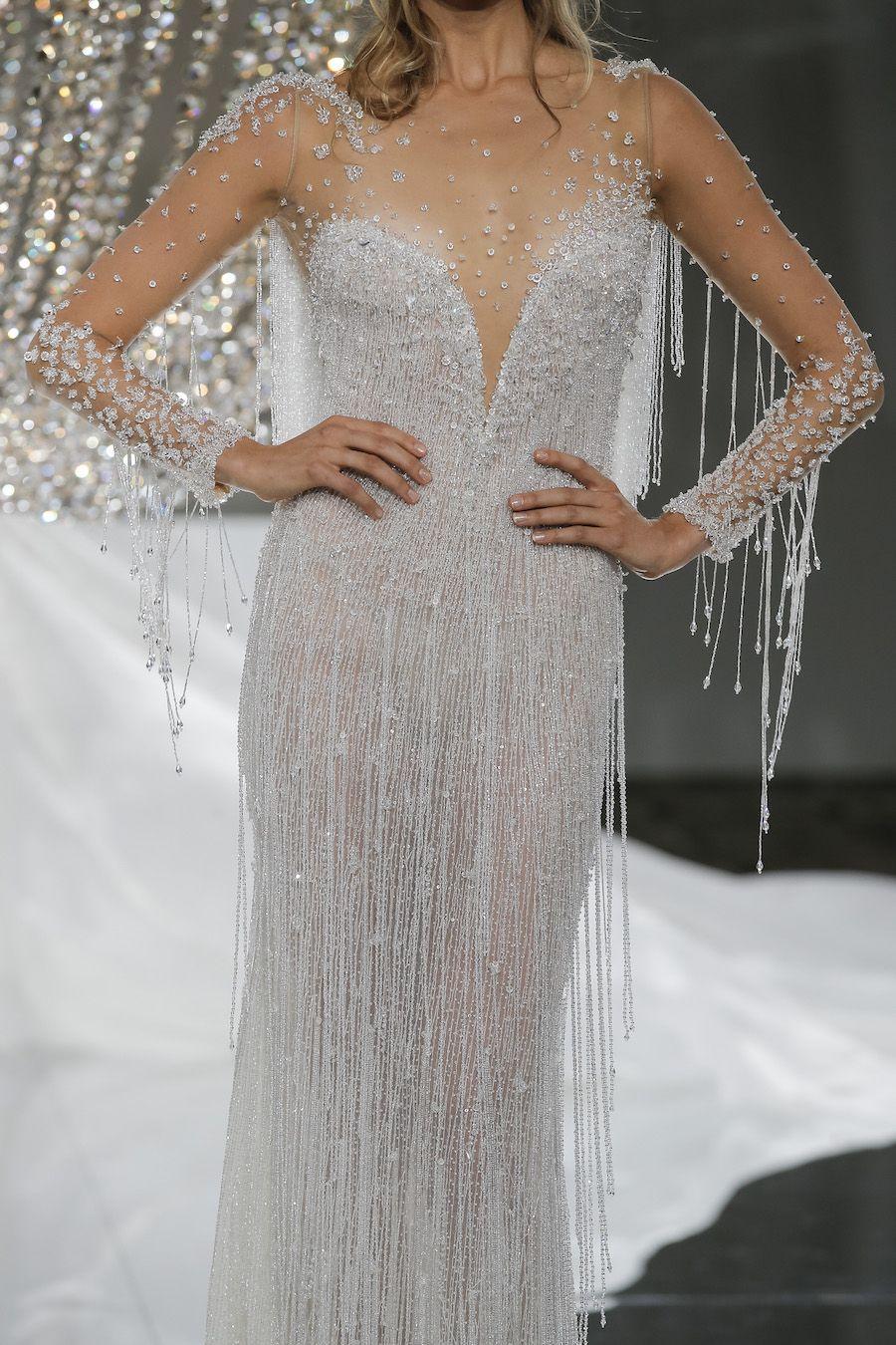 La collezione atelier pronovias alla new york bridal week