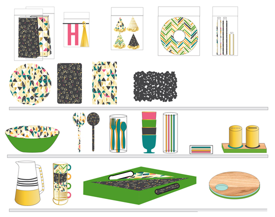 Oh Joy for Target / A behind the scenes look at the collection design