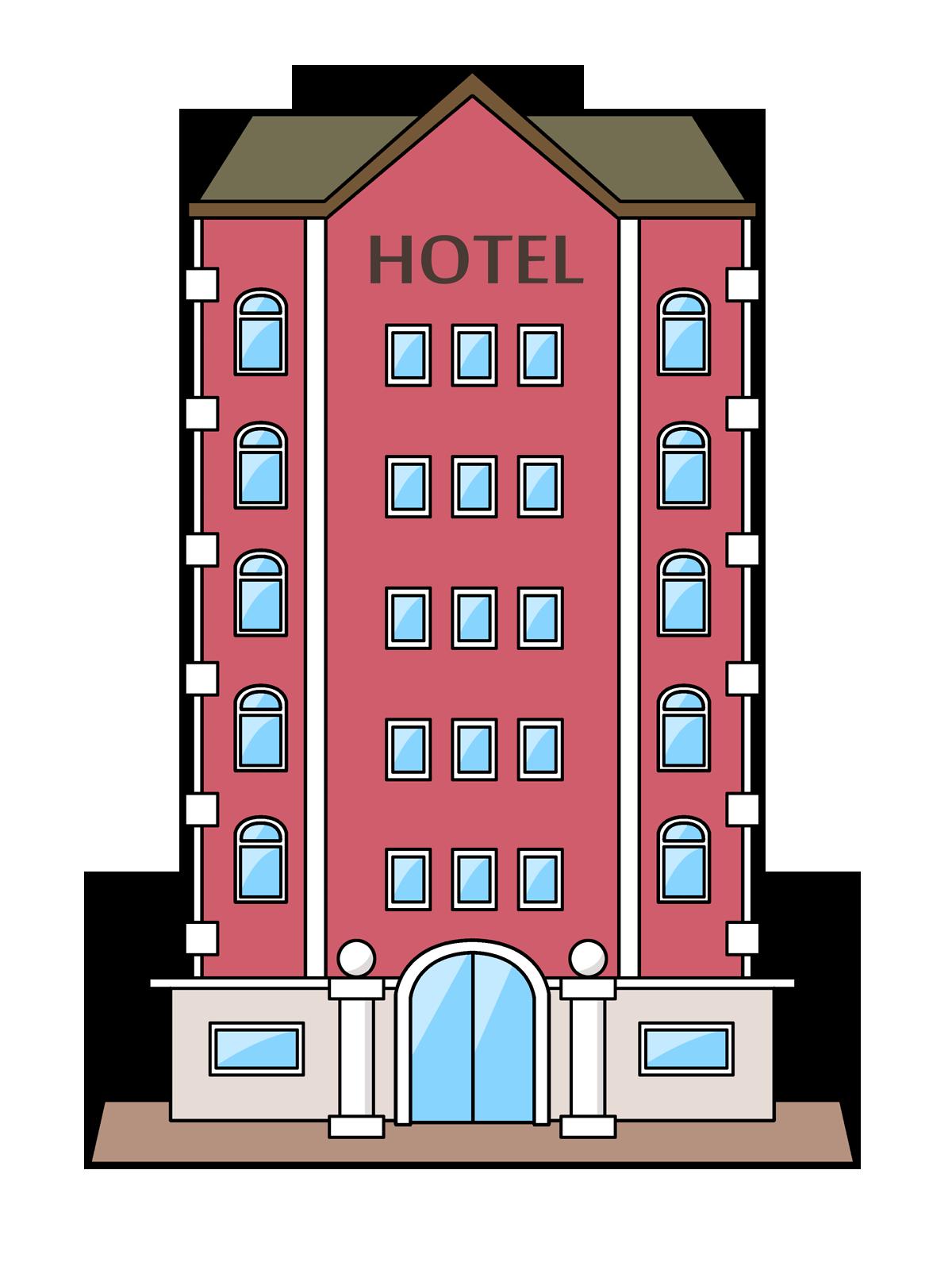 Hotel Buildings Pinterest Clip Art