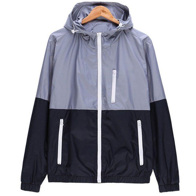 Mens Hoodies Cardigans Sweatshirt Hiking Casual Breathable Outwear Sports Jacket