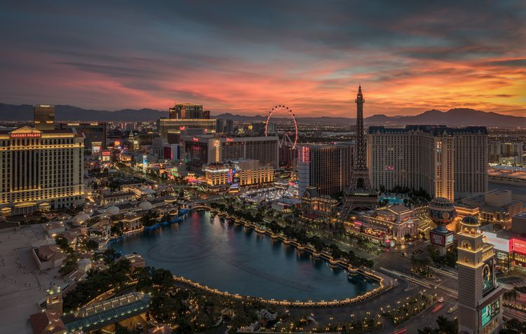 48 hours in las vegas the ultimate itinerary las vegas